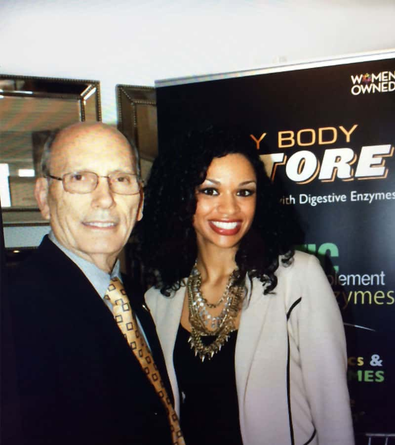 Joel Cox with Daily Body Restore