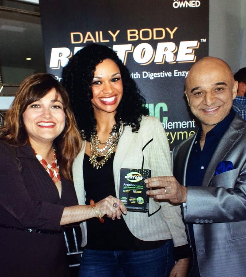 Daily Body Restore with Omar and Mary Akram